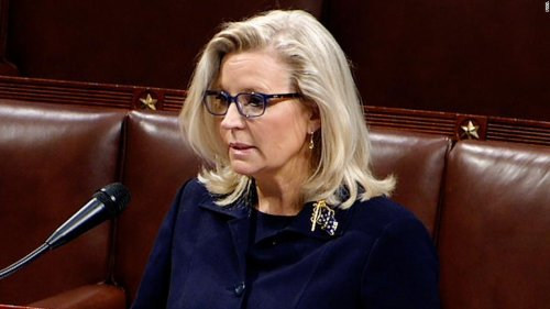 Why Liz Cheney chose to wear this George Washington battle flag pin