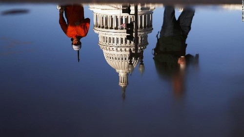 Analysis: Why Congress should be much more worried about Covid-19 than they are