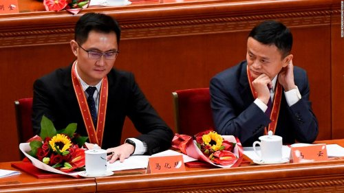 Analysis: Can China still lead the world in tech without a new Jack Ma?