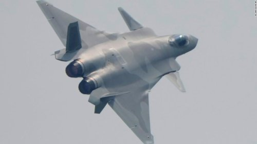 Analysis: China has upgraded its best stealth fighter jet with domestic-made engines
