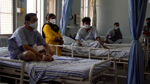 A second crisis is killing survivors of India's worst Covid wave