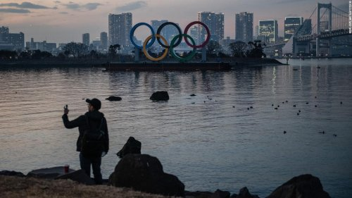 Canceling Tokyo Olympics is 'essentially off the table,' says IOC member