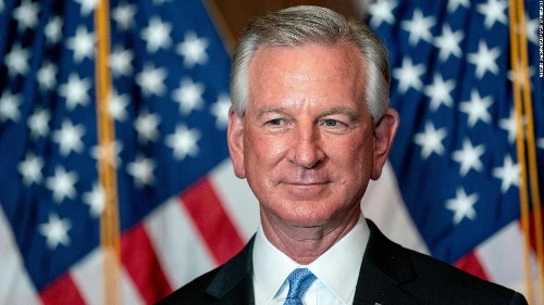 Analysis: Tommy Tuberville, meet the Constitution. Constitution, Sen. Tuberville.