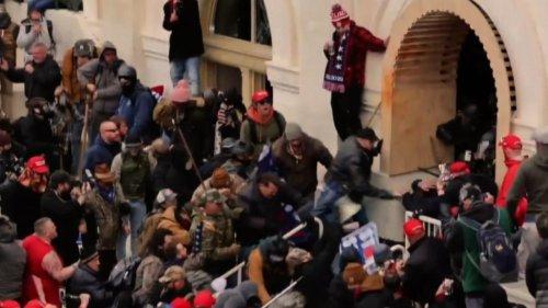 Analysis: Horrific mob scenes dominate Trump's impeachment trial