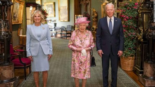 Opinion: Biden's spectacular breach of royal protocol didn't keep UK visit from success