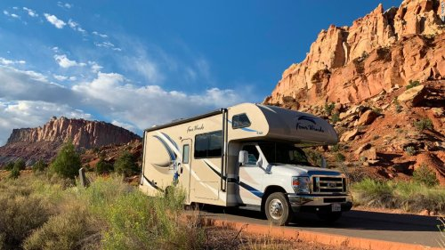 Confessions of an RV rookie -- and former naysayer