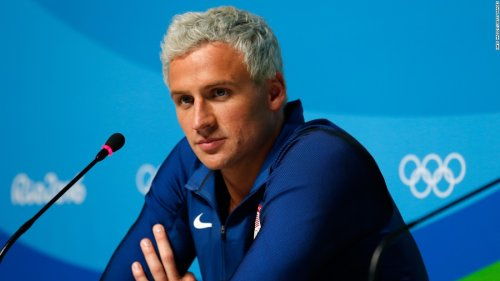 Lochte leaves Brazil before police can seize his passport