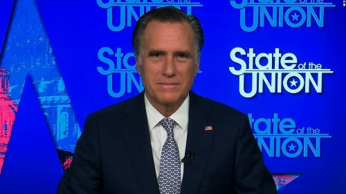 Romney: Impeachment trial after Trump has left office is constitutional