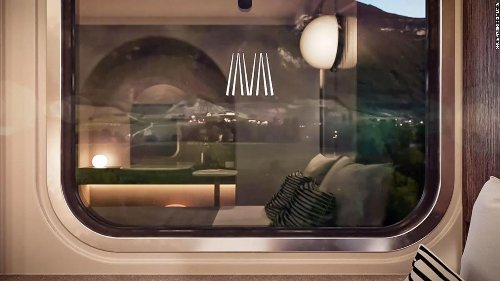 'Hotels on rails': Plans for new network of European sleeper trains unveiled