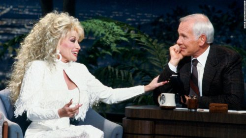 How the late night talk show set became an American icon