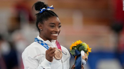 Biles speaks out after Olympic achievement