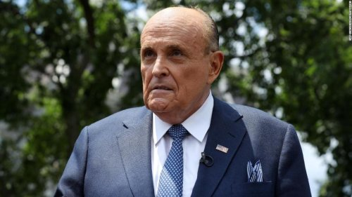 Trump allies worry Giuliani raid sent 'strong message' to ex-President's inner circle