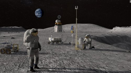 What Artemis astronauts could learn about the moon when they land in 2024