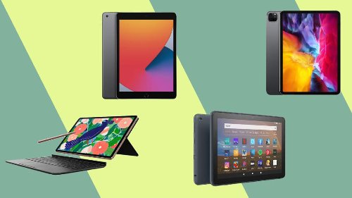 The best tablets of 2021 | CNN Underscored