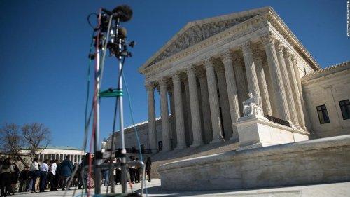 Supreme Court rules for Colorado baker in same-sex wedding cake case