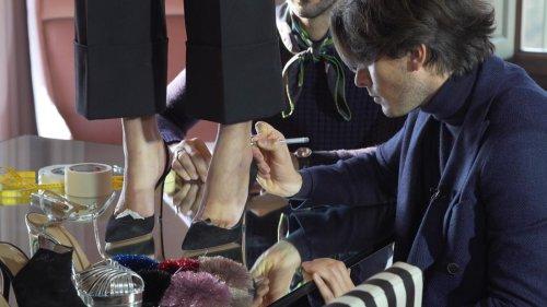 Inside Aquazzura's luxury shoe factory in Florence - CNN Style