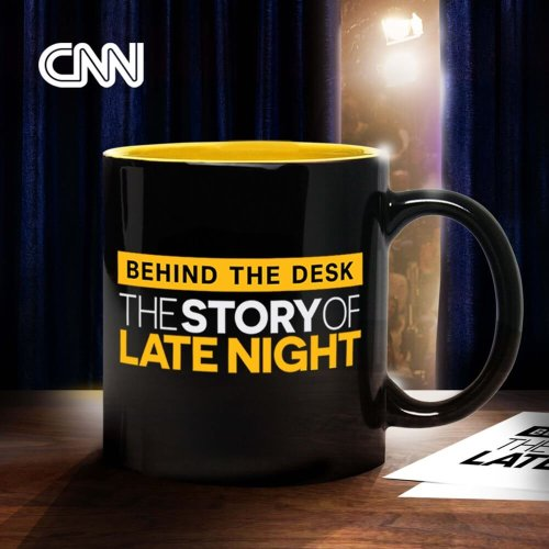 Behind the Desk: The Story of Late Night