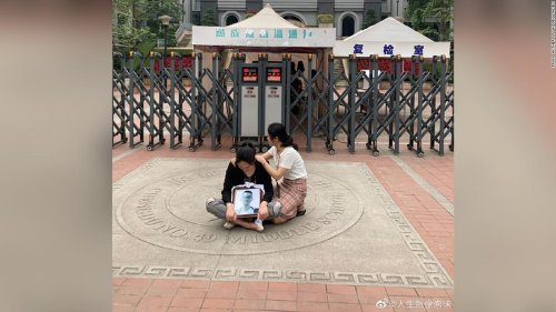 The death of a high school student has exposed a credibility crisis for Chinese authorities