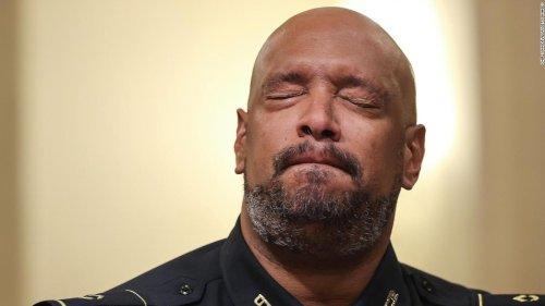 Officer at Capitol riot responds to questions of credibility: 'I can't put a Band-Aid on my emotions'