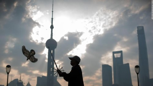 Yang Fudong: Shanghai is 'dream-like and full of passion' - CNN Style