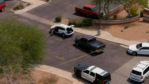Police identify suspect in connection with multiple shootings near Phoenix