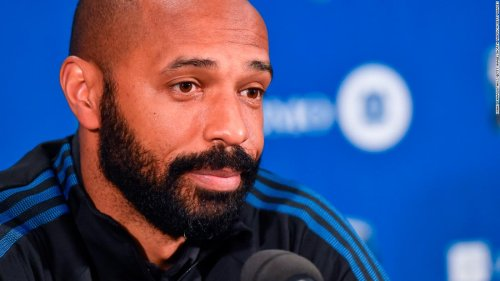 'When we come together it's powerful': Thierry Henry on English football's social media blackout