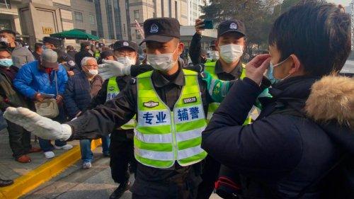 Chinese journalist who documented Wuhan coronavirus outbreak jailed for 4 years