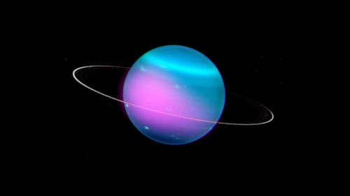Scientists find X-rays coming from Uranus