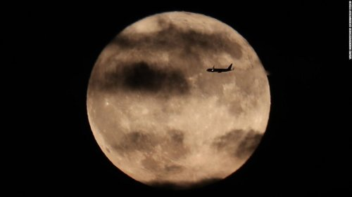 See the harvest moon shine in the night sky, 2 days before the autumnal equinox