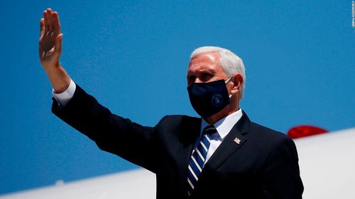 Secret Service agents assigned to Pence's detail tested positive for coronavirus ahead of his Arizona trip