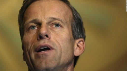 Senate GOP leaders split on the January 6 probe