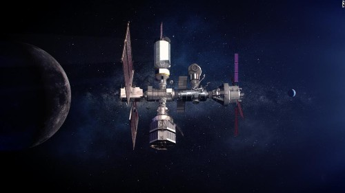NASA, European Space Agency to collaborate on Artemis Gateway lunar outpost