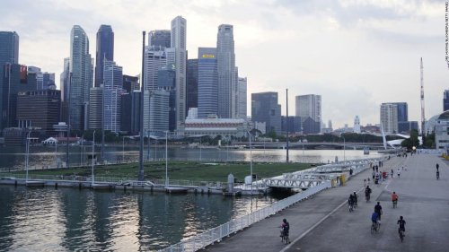 Singapore probes unusual surge in Covid-19 cases