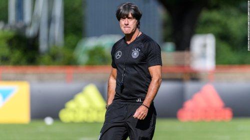 Joachim Löw stays on as Germany coach