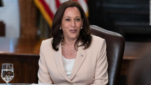 Harris to travel to Paris next month and meet with Macron