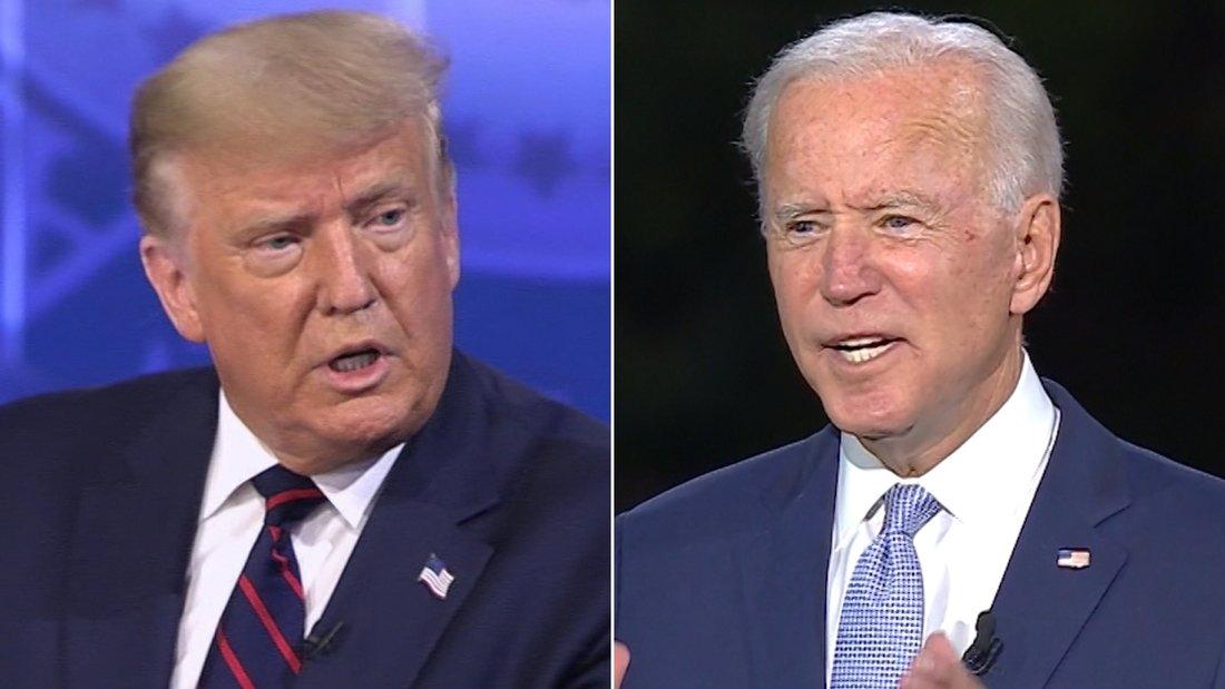 First Trump-Biden debate to focus on Supreme Court, coronavirus and race