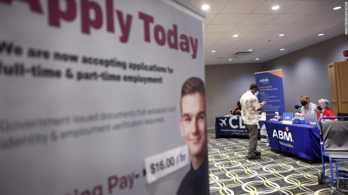 US labor market recovery picks up steam, adding 559,000 jobs in May