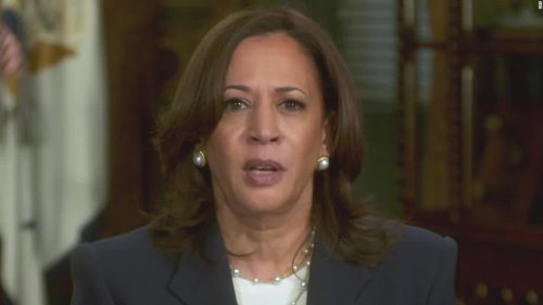 Harris gives fiery response on gun reform: 'Stop with the false choices'