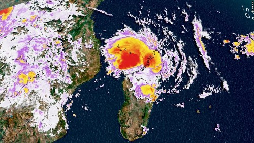 Tropical Cyclone Eloise threatens southern Africa