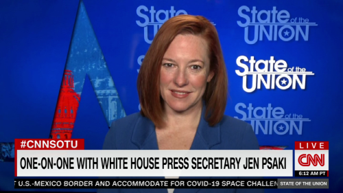 Fact-checking Psaki's claim that there 'have not been sanctions put in place' on foreign leaders even in recent past