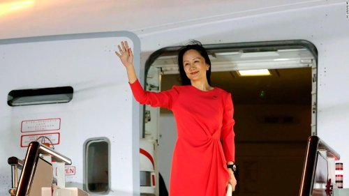 Analysis: China celebrates Meng Wanzhou's return as a victory — even at the cost of its global image