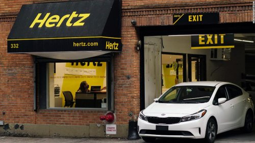 Hertz files for a new IPO