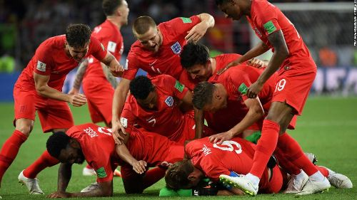 England knocks out Colombia on penalties to reach the quarterfinals
