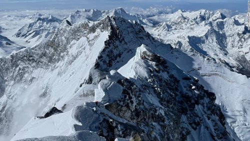 Everest's 100 years of destiny and death on the roof the world