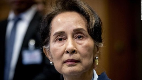 Aung San Suu Kyi Fast Facts   CNN