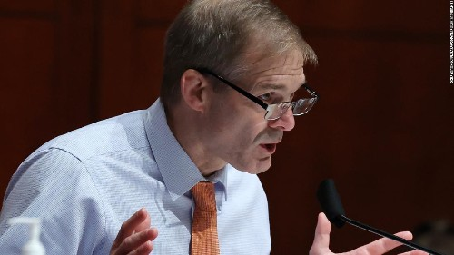 Fact check: Jim Jordan falsely claims Biden ordered the release of all undocumented immigrants