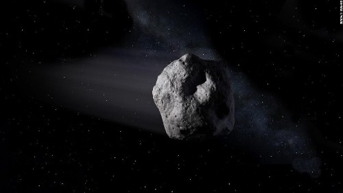 A newly discovered asteroid will pass close to Earth on Thursday