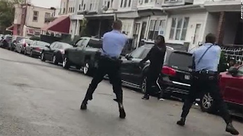 Philadelphia police bodycam video shows officers trying to get Walter Wallace Jr. to drop knife before they shoot him