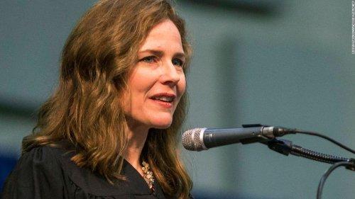 Justice Barrett's first majority written opinion limits reach of FOIA