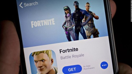 Fortnite's maker sues Apple and Google after the game was removed from both app stores